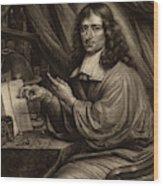 Bernard Vaillant Flemish, 1632 - 1698, Cornelis Mayer Wood Print
