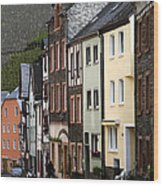 Bernkastel Germany Wood Print