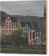Bernkastel-kues Wood Print