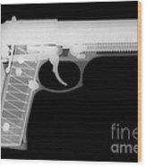 Berretta 9mm Wood Print