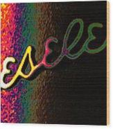 Beseler Signature Wood Print