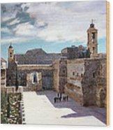 Bethlehem 1950 Wood Print