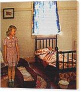 Betsy's Room Wood Print