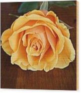 Betty's Rose Wood Print