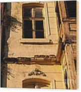 Beyoglu Old House 01 Wood Print
