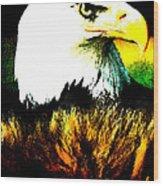 Beyond Eagle View Wood Print
