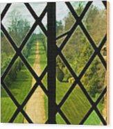 Beyond M'lord's Chamber Wood Print