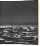 Beyond The Sea Wood Print