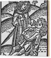 Bezoar Stone, 1491 Wood Print