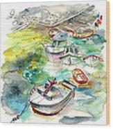 Biarritz 17 Bis Wood Print