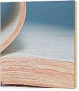 Bibliophile Wood Print