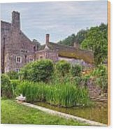 Bickleigh Castle - Devon Wood Print