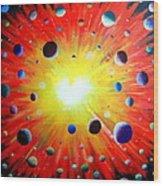 Big Bang - 4 Wood Print