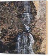 Big Bradley Falls 2 Wood Print