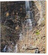 Big Bradley Falls 6 Wood Print