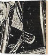 Bike IIi Wood Print
