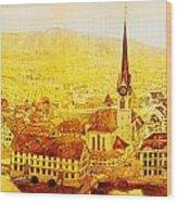 Bild Fraumuenster Wood Print