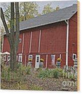 Billsboro Winery Wood Print