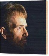 Billy Bob Thornton @ Fargo Tv Series Wood Print