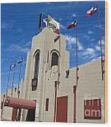 Billy Bobs County Music Hall Fort Worth Texas Wood Print