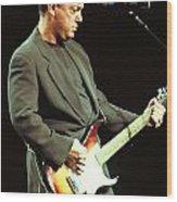 Billy Joel-33 Wood Print