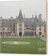 Biltmore Estate Asheville Wood Print