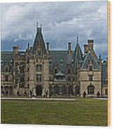 Biltmore Estate Wood Print