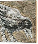 Bird 3 Wood Print
