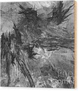 Bird - Marucii Wood Print