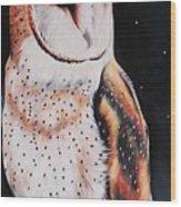 Bird N.7 Wood Print