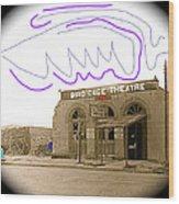 Birdcage Theater Number 1 Tombstone Arizona C.1934-2008 Wood Print