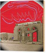 Birdcage Theater Number 2 Tombstone Arizona C.1934-2009 Wood Print
