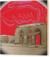 Birdcage Theater  Tombstone Arizona Ca.1934 Wood Print