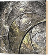 Birds 184-03-13 Marucii Wood Print