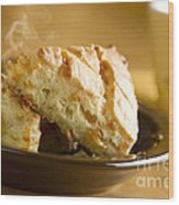 Biscuits Wood Print by Blink Images
