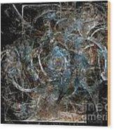 Bison 547-11-13 Marucii  Wood Print