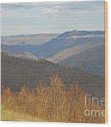 Black Mountain - Kentucky Wood Print
