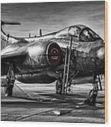 Blackburn Buccaneer Wood Print