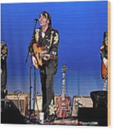 Blackie And The Rodeo Kings Wood Print