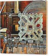 Blacksmith Blues Wood Print