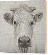 Blanca Wood Print