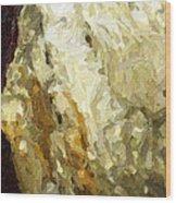 Blanchard Springs Caverns-arkansas Series 03 Wood Print