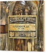 Bleasdale Limited Wood Print
