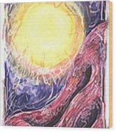 Blessed 2010 Wood Print