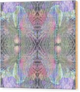 Blessed Mother Prayer 4 Alchemy Wood Print