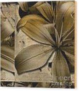 Bliss II Wood Print by Yanni Theodorou