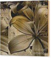 Bliss IIi Wood Print