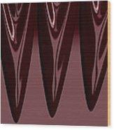 Blood Wood Print
