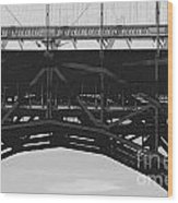 Bloor Street Viaduct Wood Print