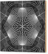 Blossom Cube Wood Print